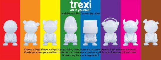 Trexi DIY 3″