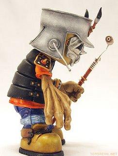 Ishikawa the Roller Warrior - NVC Crew - Side