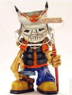 Ishikawa the Roller Warrior - NVC Crew - Front